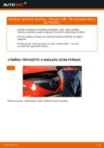 Výměna Brzdové Destičky MAZDA 3: zdarma pdf