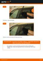 BOSCH 3 397 004 667 para SANTA FÉ II (CM) | PDF tutorial de substituição