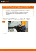 Mudar Discos de Travão Discos de freio LAND ROVER RANGE ROVER VELAR: guia pdf
