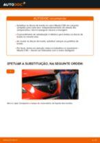 BREMBO 09.5869.14 para 3 três volumes (BK) | PDF tutorial de substituição