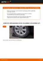 Tips van monteurs voor het wisselen van MAZDA Mazda 3 Sedan 1.6 DI Turbo Schokbrekers