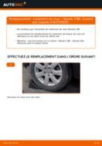 Remplacement Roulement Boîtier Du Roulement Des Roues MAZDA 3 : instructions pdf