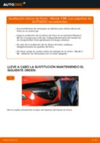 Cambio Muelles de Suspensión delanteras izquierda derecha BMW F01: guía pdf