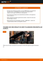 Wie Bremsscheibe BMW 3 SERIES auswechseln und einstellen: PDF-Anleitung