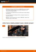Changer Disque de frein arrière et avant BMW à domicile - manuel pdf en ligne