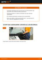 Automehaaniku soovitused, selleks et vahetada välja HYUNDAI Hyundai Santa Fe cm 2.2 CRDi GLS 4x4 Rattalaager