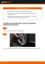 Schritt für Schritt Anweisungen zur Fehlerbehebung für BMW Koppelstange hinten rechts