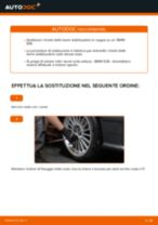 Sostituzione Puntone stabilizzatore BMW 3 SERIES: pdf gratuito