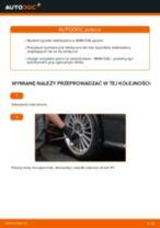 Jak wymienić łącznik stabilizatora przód w BMW E36 - poradnik naprawy