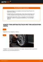 Πώς να αλλάξετε μπαρακι ζαμφορ εμπρός σε BMW E36 - Οδηγίες αντικατάστασης