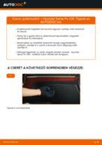 Lépésről-lépésre PDF-útmutató - BMW E87 Hosszbordás szíj csere