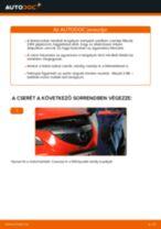 Lépésről lépésre kezelési útmutató Mazda 3 BL