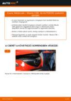 Autószerelői ajánlások - Mazda 3 Sedan 1.6 DI Turbo Rugózás cseréje