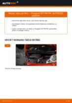 Bremžu loku komplekts nomaiņa uz BMW F21 - padomi un viltības