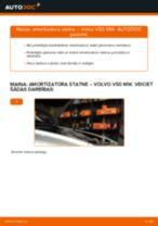 Rokasgrāmata PDF par XC90 apkopi