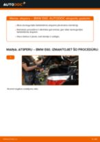Automehāniķu ieteikumi BMW BMW E60 525d 2.5 Gaisa filtrs nomaiņai