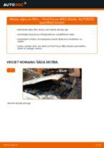 Kā nomainīt: eļļas un filtru Ford Focus MK2 dīzelis - nomaiņas ceļvedis
