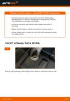 Automehāniķu ieteikumi LEXUS Lexus RX XU30 3.0 Stūres šķērsstiepņa uzgalis nomaiņai