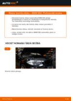 DIY rokasgrāmata par Bremžu diski nomaiņu BMW 1. Sērija
