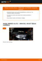 DIY rokasgrāmata par Bremžu Kluči nomaiņu BMW 1. Sērija