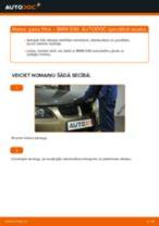 Soli-pa-solim PDF apmācība kā nomaināms BMW 3 (E90) Gaisa filtrs
