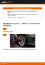 Automechanikų rekomendacijos BMW BMW 3 Touring (E46) 320i 2.2 Pasukimo trauklė keitimui