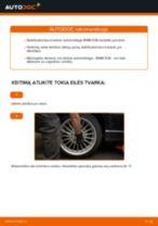 Sužinokite kaip išspręsti BMW gale ir priekyje Pasukimo trauklė problemas