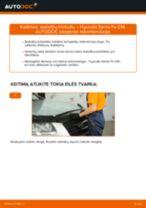 HYUNDAI techninės priežiūros vadovas pdf