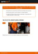 MAHLE ORIGINAL OC 575 pentru MICRA II (K11) | PDF manualul de înlocuire
