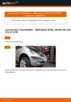 Wie Bremssattel Reparatursatz beim HONDA N600 wechseln - Handbuch online