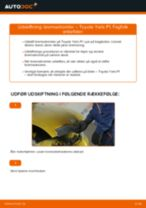 DIY-manual til udskiftning af Baglygter i AUDI A4 2020