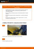 Jak vyměnit a regulovat Brzdovy buben přední a zadní: zdarma průvodce pdf
