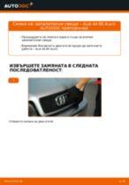 Как се сменят запалителни свещи на Audi A4 B5 Avant – Ръководство за смяна