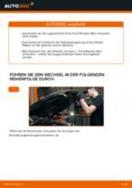 Radlager vorne selber wechseln: Ford Mondeo Mk3 Limousine - Austauschanleitung