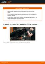 FORD Lozisko kolesa predné vľavo vpravo vymeniť vlastnými rukami - online návody pdf
