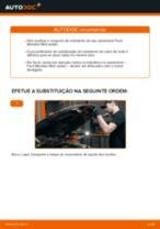 Mudar Rolamento da Roda FORD MONDEO: manual técnico