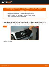 Vervangen: Bougies AUDI A4