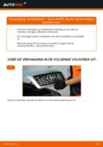 Zelf Ruitenwisserstangen achter en vóór vervangen PEUGEOT - online handleidingen pdf