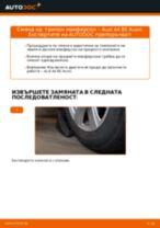 Стъпка по стъпка ръководство за ремонт на AUDI Q3 Sportback (F3N)