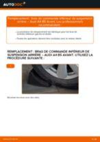 Comment changer Filtre à Carburant diesel et essence MERCEDES-BENZ GLS - manuel en ligne
