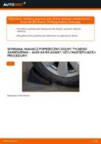 Instrukcja samodzielnej wymiany Wahacz w AUDI A4
