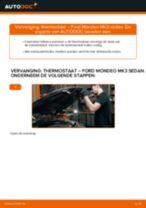 Stap-voor-stap PDF-handleidingen over het veranderen van Renault 21 L482 Brandstoffilter