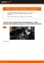 Cambio Cable de accionamiento freno de estacionamiento LEXUS bricolaje - manual pdf en línea