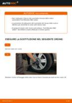 Cambio Kit cuscinetto ruota posteriore e anteriore FORD da soli - manuale online pdf