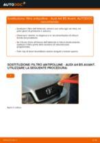 Come cambiare filtro antipolline su Audi A4 B5 Avant - Guida alla sostituzione