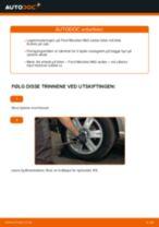 Lær hvordan du fikser Hjulnav bak venstre høyre BMW problemet