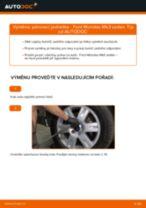 Jak vyměnit zadní pérovací jednotka na Ford Mondeo Mk3 sedan – návod k výměně