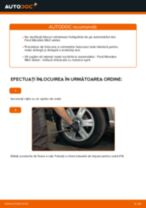 Cum să schimbați: rulment roata din spate la Ford Mondeo Mk3 sedan | Ghid de înlocuire
