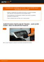 Manual online sobre a substituição de Jogo de rolamentos de roda em Mercedes W638 Minibus