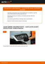 DIY käsiraamat Amordi Tugilaager asendamiseks VOLVO C30 2012